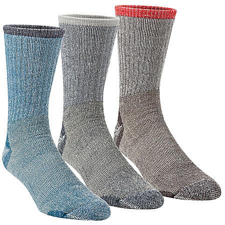 Omniwool Merino Wool Medium Hiker (3-Pack)
