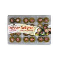 Norpaco Pepper Delights Prosciutto and Provolone Tray (24 ct.)