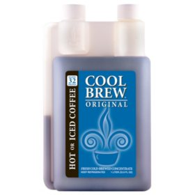 Cool Brew Coffee Concentrate Original (1 Liter)