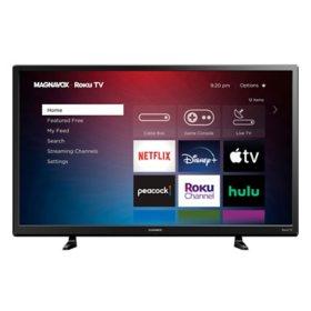 "Magnavox 32"" Class Roku Smart LED HDTV - 32MV319R/F7"