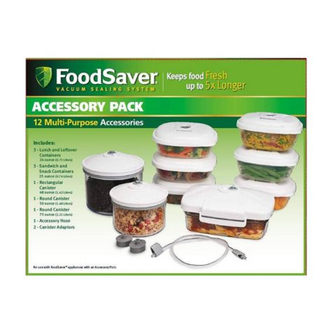 FoodSaver Accessory Pack