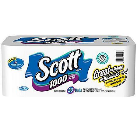 Scott? Bath Tissue