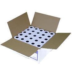 "Alliance Thermal Paper Receipt Rolls, 2 1/4"" x 85', White, 50 Rolls"