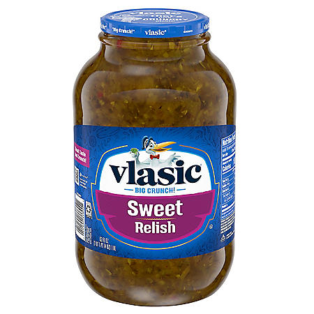 Vlasic Sweet Relish - 62 fl.oz.