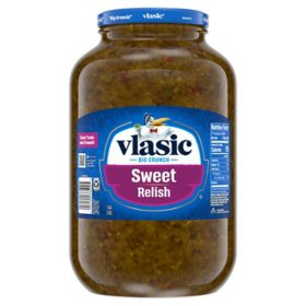 Vlasic? Sweet Relish - 1 gallon jar