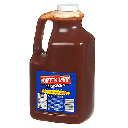 Open Pit® Barbecue Sauce - 156oz jug