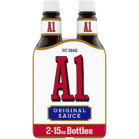 A.1. Original Steak Sauce (15 oz., 2 pk.)