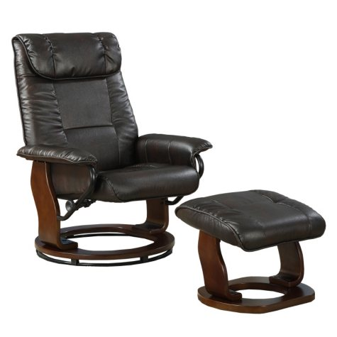 Wilma Chair and Ottoman