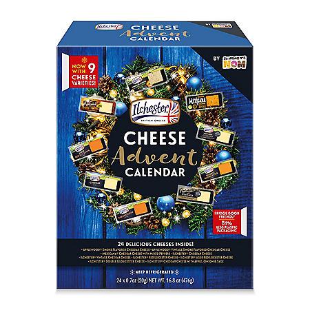Ilchester Cheese Advent Calendar (16.8 oz.)