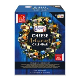 Ilchester Cheese Advent Calendar (16.8 oz.)