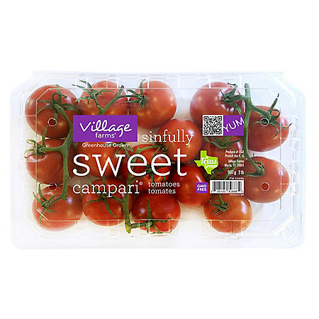 Cocktail Tomatoes On The Vine (2 lbs.)
