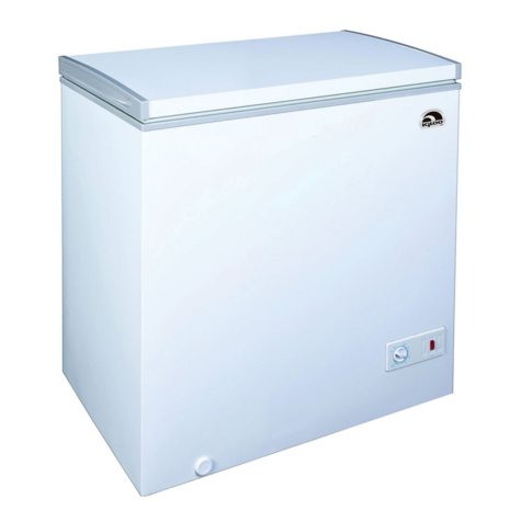 Igloo Chest Freezer (7.1 cu. ft.)