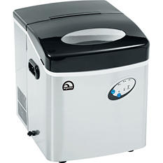 Igloo ICE115 Extra-Large Ice Maker, Stainless Steel