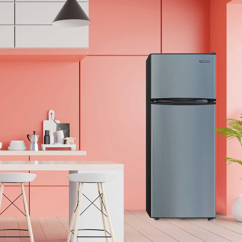 Thomson 7.5 cu. ft. Top-Freezer Refrigerator for $199.98