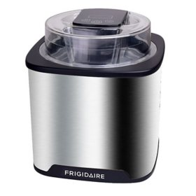 Frigidaire Stainless Steel Ice Cream, Frozen Yogurt and Sorbet Maker