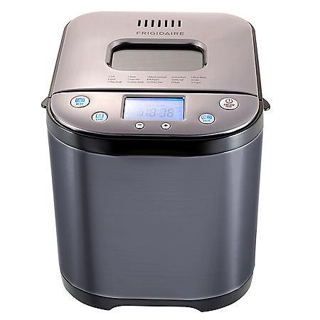 Frigidaire Stainless Steel Digital Bread Maker (Assorted Colors)