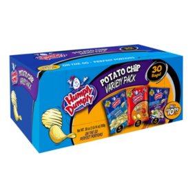 Humpty Dumpty Potato Chip Variety Pack (1 oz., 30 pk.)