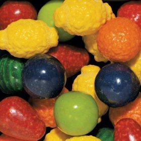 Dubble Bubble Seedling Fruit Gumballs (20.39lbs.)