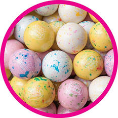 Dubble Bubble Birthday Cake Gumballs (850 ct.)
