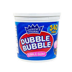 Dubble Bubble (59.7 oz., 340 pcs.)