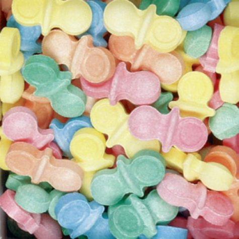 Oh Baby Pacifiers - Uncoated Candy (13,500 ct.)