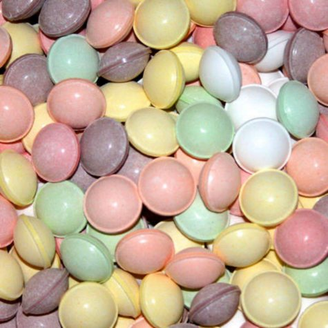 Tangy Tarts Uncoated Assorted Colors - 4,115 ct.