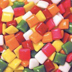 Dubble Bubble Chewing Gum Tablets, Select Flavor (26lbs.)