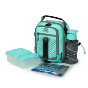 Arctic Zone High-Performance Dual-Compartment Lunch Box (Assorted Colors)
