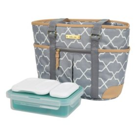 Arctic Zone Ladies Lunch Tote Insulated Bucket (Assorted Colors)