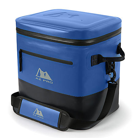 Arctic Zone PRO 24-Can Welded Super Cooler- Choose Blue or Gray