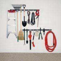neatfreak Neat Trax 19-Piece Garage Organizing System