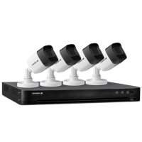 Defender Ultra HD 4K 1TB Wired Security System with 4 Cameras Deals
