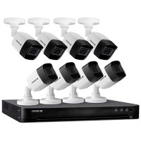 Deals on Defender Ultra HD 4K 8MP 2TB Wired Security System w/8 Cameras