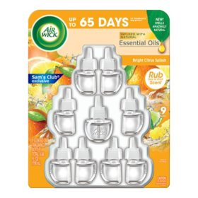 Air Wick Scented Oil Air Freshener Refills, 9 ct. (Choose Your Scent)