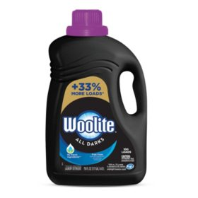 Woolite Protect & Renew Laundry Detergent, 100 Loads (150 fl. oz.)