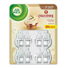 Air Wicks Scented Oil Refills, Various Scents (8 pk.)