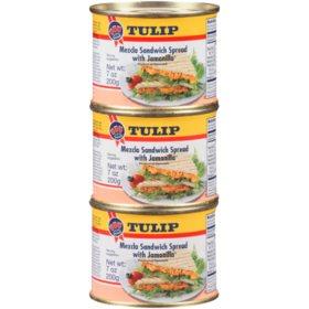 Tulip Mezcla Sandwich Spread with Jamilla® (7 oz., 3 pk.)