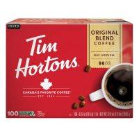 Tim Hortons Original Blend Premium Coffee (100 ct.)