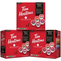 Tim Hortons Variety K-Cup Coffee Pods (90 ct.)