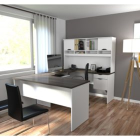 Bestar Innova HomePro 92000 U-Shaped Desk (Various Colors)