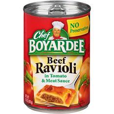Chef Boyardee Beef Ravioli (15 oz.)