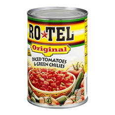 Rotel Diced Tomatoes and Green Chilies (10 oz.)