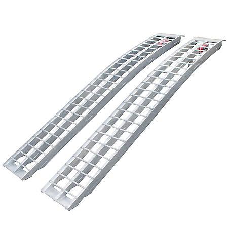 Erickson Heavy-Duty Arched Aluminum Ramp