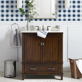 Bathroom Vanities Furniture Cabinets Sinks Sets More Sam S Club Sam S Club