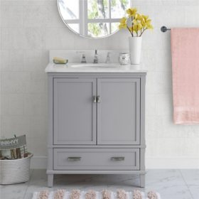"Dorel Living Otum 30"" Bathroom Vanity"