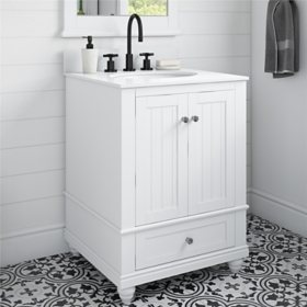 "Dorel Living Monteray Beach 24"" Bathroom Vanity"