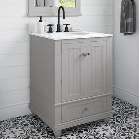 "Dorel Living Monteray Beach 24"" Bathroom Vanity"