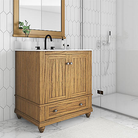"Dorel Living Monteray Beach 30"" Bathroom Vanity"