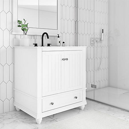 "Dorel Living Monteray Beach 30"" Bathroom Vanity"