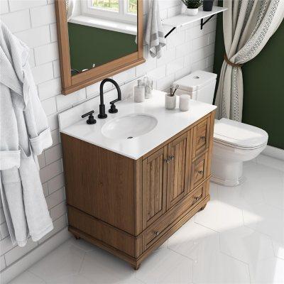 Dorel Living Monteray Beach 36 Bathroom Vanity Sam S Club